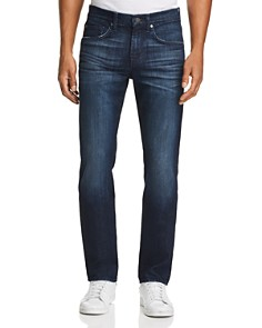 7 For All Mankind - Slimmy Airweft Slim Fit Jeans in Rapture