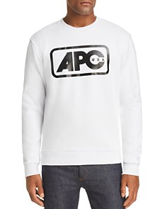 A.P.C. Vince Logo Graphic Sweatshirt - Bloomingdale's_0