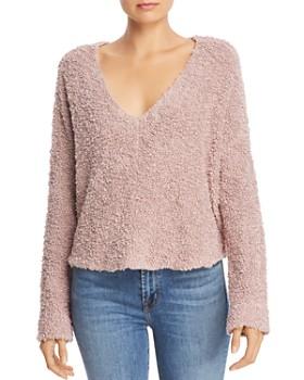 Free People - Popcorn Knit Sweater