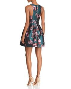 Aidan by Aidan Mattox - Floral Party Dress