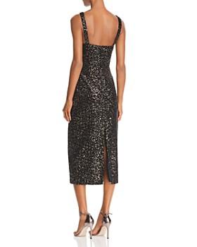 Jill Jill Stuart - Sequined Velvet Dress