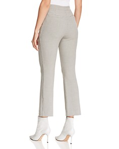 Joie - Tabanica Plaid Cropped Pants