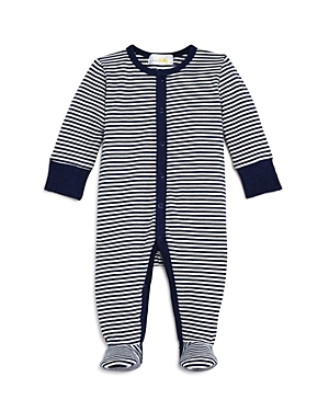 Bloomie's Boys' Striped Footie - Baby