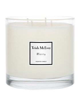 Trish McEvoy - Limited Edition Luxury Wild Fig Scented Candle