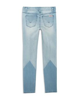 Hudson - Girls' Laser Color-Block Skinny Jeans - Little Kid