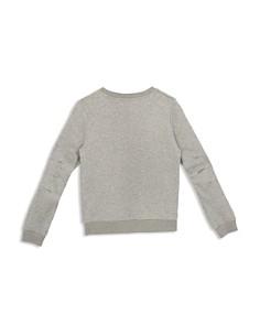 Hudson - Girls' Pearl Patch Sweatshirt - Big Kid