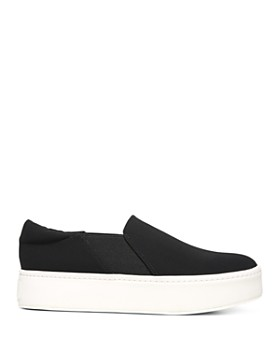 Vince - Women's Platform Slip-On Sneakers
