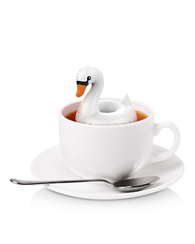 Fred & Friends - Float Tea Pool Swan Infuser