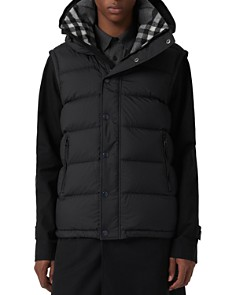 Burberry - Hartley Convertible Down Coat