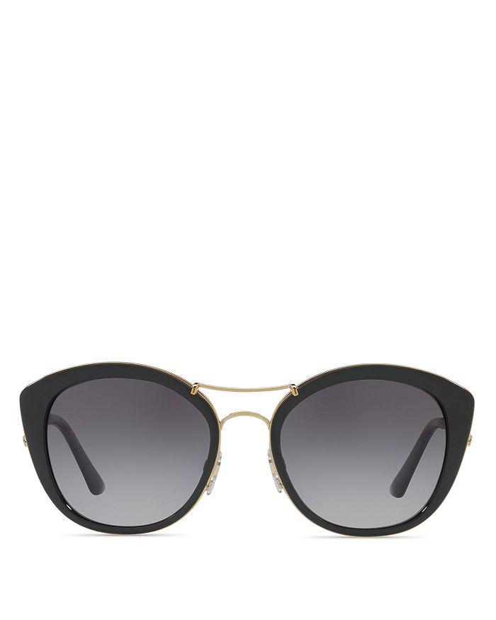 92176224030 Burberry - Women s Polarized Check Round Sunglasses