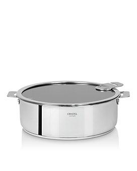 Cristel - 6-Quart Sauté Pan