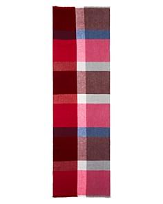 AQUA - Color-Block Herringbone Wrap - 100% Exclusive