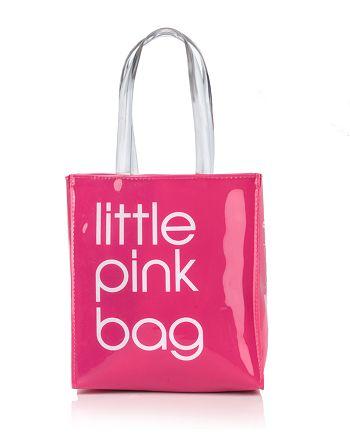 Bloomingdale S Little Pink Bag 100