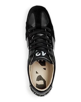 Diesel - Men's Millenium Leather & Suede Lace-Up Sneakers