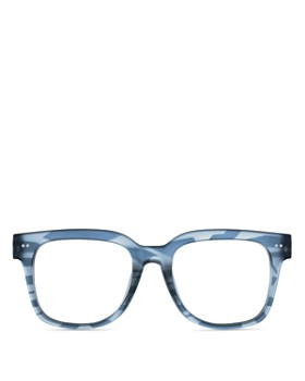 c94a94596b1f4 Look Optic - Unisex Laurel Square Screen-Reading Glasses