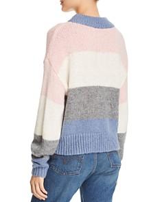 Rebecca Minkoff - Kendall Color-Block Sweater