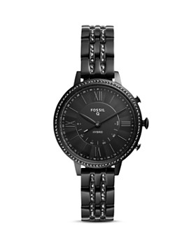 Fossil - Q Jacqueline All Black Hybrid Smartwatch, 36mm