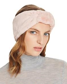 Echo - Faux Fur Headband