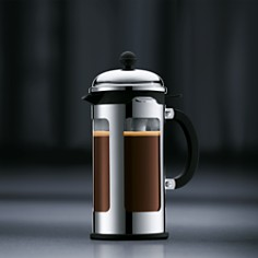 "Bodum - ""Chambord"" Locking Lid French Press 8-Cup Coffee Maker"