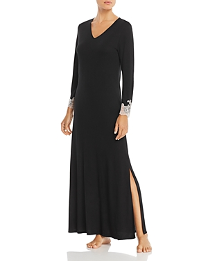 9cd9939f1419 Click here for Natori Luxe Shangri-La Lounger Gown - 100 Exclusiv.