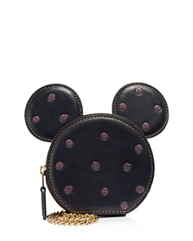COACH - Disney x Coach Minnie Mouse Coin Case