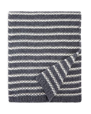 The Men's Store at Bloomingdale's - Striped Scarf - 100% Exclusive
