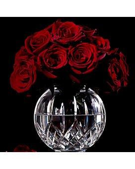 Waterford - Lismore Rose Bowl