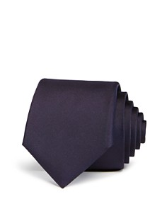 Theory - Roadster Classic Matte-Silk Skinny Tie