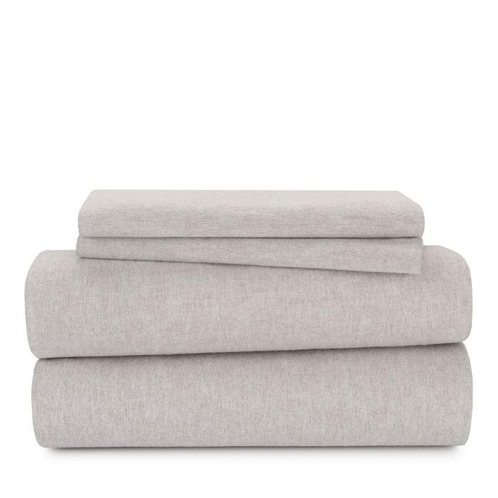 UGG® - Flannel Luxe Oxford Sheet Set, Queen