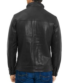 Robert Graham - Napoleon 2 Leather Jacket