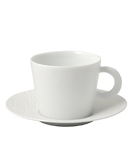 Bernardaud - Ecume White Tea Cup