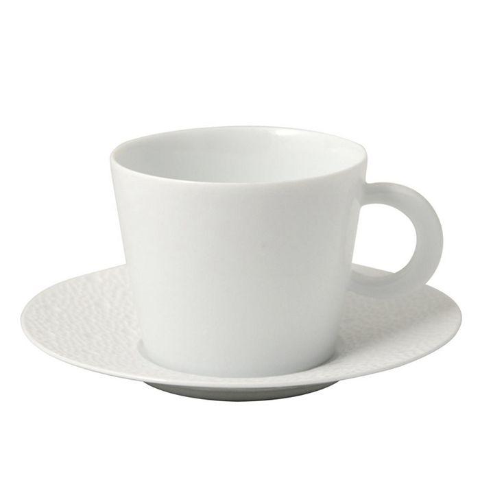 Bernardaud - Ecume White Tea Cup