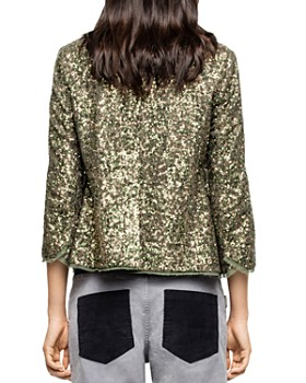 Zadig & Voltaire - Verys Sequined Jacket