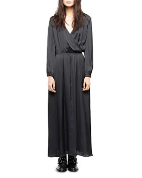 Zadig & Voltaire - Rikko Satin Dress