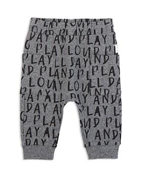 Miles Baby - Unisex Play Pants - Baby