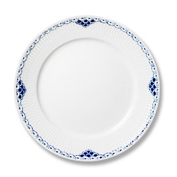 "Royal Copenhagen - ""Princess"" Dinner Plate"