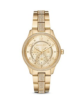 Michael Kors - Runway Pavé Crystal Watch, 38mm