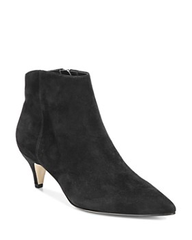 Sam Edelman - Women's Kinzey Kitten-Heel Booties