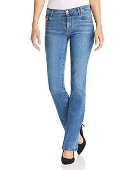 J Brand - Selena 32 Mid Rise Bootcut Jeans in Lovesick