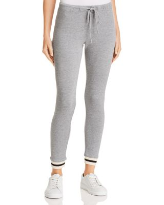 Cuffed Skinny Sweatpants by Monrow