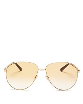 67c32a0ac5f Gucci Aviator Sunglasses - Bloomingdale s