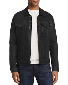 7 For All Mankind - Coated Trucker Jacket