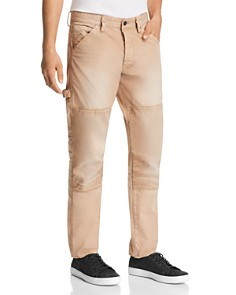 G-STAR RAW - Faeroes Classic Straight Slim Utility Pants in Atacama
