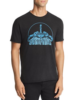 John Varvatos Star USA - Scorpions Graphic Tee