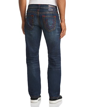 True Religion - Ricky Relaxed Fit Jeans in Dark Monorail