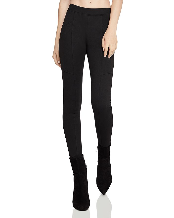 BCBGENERATION - Seamed Ponte Leggings