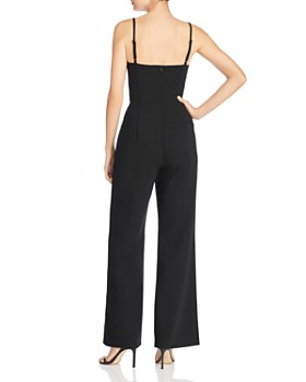 FRENCH CONNECTION - Whisper Spaghetti-Strap Jumpsuit