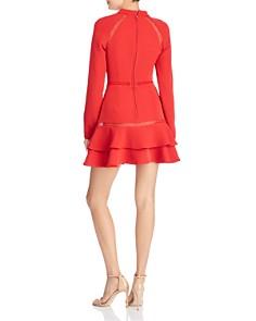 Keepsake - Long-Sleeve Cutout Dress
