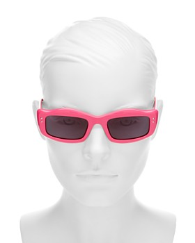 Moschino - Women's Square Sunglasses, 51mm