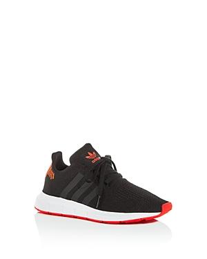 Adidas Unisex Swift Run Knit Low-Top Sneakers - Big Kid